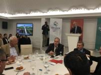 YÜCEL ÇELİKBİLEK - Beykoz Belediyesi Öğretmenler Günü Öncesi Kapsamında Öğretmeleri Yemekte Buluşturdu