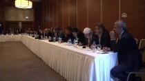 ŞIRNAK VALİSİ - DİKA Yönetim Kurulu Mardin'de Toplandı