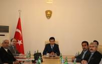 MURAT ŞAHIN - Erzincan'da Seracılık Toplantısı Yapıldı