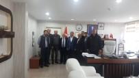 SELAMET - Genel Başkan Tümer Bigadiç'i Ziyaret Etti