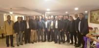 BAYRAK YARIŞI - Görevden Alınan MHP Alaşehir Teşkilatından Birlik Ve Beraberlik Toplantısı