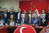BISMILLAH - Hakan Kaya MHP'den Büyükşehir Belediye Başkan Aday Adaylığını Açıkladı