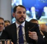 PETROL FİYATLARI - Hazine Ve Maliye Bakanı Albayrak Açıklaması 'Mali Disiplin Temel Çıpamız Olacaktır'