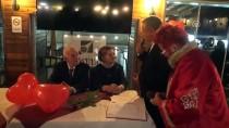 SADETTIN YÜCEL - Huzurevinde Yaşayan Çiftin Nikahını Belediye Başkanı Kıydı