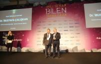 İSTANBUL KONGRE MERKEZI - İstanbul Emniyet Müdürü Çalışkan'a 'Yılın Teknoloji Kaptanı' Ödülü