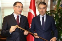 KAMU DENETÇİLERİ - Kamu Başdenetçisi Malkoç Açıklaması 'Türkiye'de Hak Arama Kültürünü Yaygınlaştırmaya Çalışıyoruz'