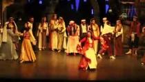 GÖLGE OYUNU - 'Kanlı Nigar' Samsun'da Sahnelendi