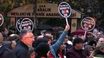 TÜRK EĞITIM SEN - Kastamonu'da Öğretmene Şiddete Sendikalardan Tepki