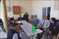 ERSİN TEPELİ - Kaymakam Tepeli'den Köylerde İnceleme