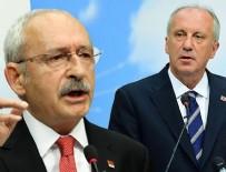 MUHARREM İNCE - Kılıçdaroğlu, Muharrem İnce ile görüşecek