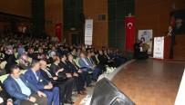 Mevlid-İ Nebi Haftası Dolayısıyla 'Peygamberimiz Ve Gençlik' Konulu Konferans Düzenlendi