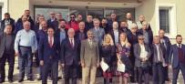 ESNAF ODASI - Milas'ta Emlakçılar Yetki Belgesi Hakkında Bilgilendirildi