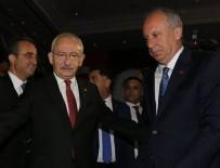 MUHARREM İNCE - Muharrem İnce'den görüşme sonrası açıklama