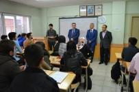 EŞIT AĞıRLıK - Öğrenciler Üniversite Sınavına Hazırlanıyor