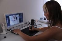 GRAFIK TASARıM - (Özel) Genç Tasarımcıdan Yurt Dışına Kişiye Özel Davetiye