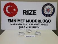 Rize'de Uyuşturucu Operasyonu Açıklaması 2 Gözaltı