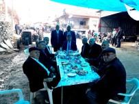 HAYIRSEVER İŞ ADAMI - Sarıgöl Yeniköy Mahallesinde Bin Kişiye Yemek Verilerek 'Mevlid-İ Nebi Haftası Kutlandı
