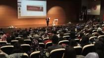 PADIŞAH - Sayıştay Başkanı Baş NEVÜ'de Konferans Verdi