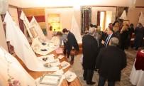 SOLMAZ - Tahtalı Hamam Müzesi'nde 'İğneden Dökülenler' Sergisi