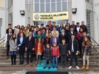 ÖĞRENCİ MECLİSİ - Tekirdağ İl Öğrenci Meclis Başkanı Seçildi