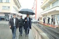 ERDOĞAN TOK - Tok'tan Yağmur Altında Mahalle Gezisi