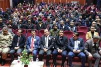 KOMPOZISYON - Varto'da 'Mevlid-İ Nebi Haftası' Kapsamında 'Peygamber Ve Gençlik 'Konferansı