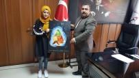 RESİM YARIŞMASI - Viranşehirli Kız Öğrenci Türkiye Üçüncüsü Oldu