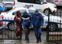 KıZıLCA - 9 Bin TL'lik Kabloları Çalan 1'İ Kadın 4 Şahıs Yakalandı