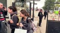Adana'da Kadın Otobüs Şoförüne Darp İddiası