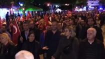 UĞUR MUMCU - Adana'da Öğretmenlerden Fener Alayı
