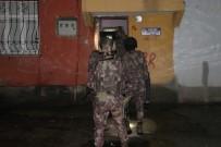POLİS HELİKOPTERİ - Adana'da Şafak Vakti PKK/KCK Operasyonu Açıklaması 16 Gözaltı