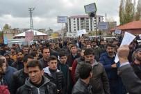 Ağrı'da Elektrik Protestosu Sırasında 1 Kişi Kalp Krizinden Öldü