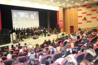 BİR AYRILIK - Ağrı'da Öğretmenler Korosundan Konser