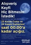 MÜZİK GRUBU - Akasya Ve Akbatı AVM'den 'Uzun Alışveriş Günleri'