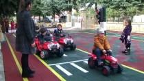 Anaokulu Öğrencilerine Uygulamalı Trafik Eğitimi