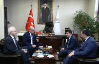 İBRAHIM YıLMAZ - Ankara'nın Yeni Valisi, İşadamlarının Problemlerini Dinledi