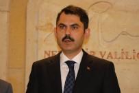KAÇAK YAPI - Bakan Kurum Açıklaması 'Kapadokya'da 110 Kaçak Yapı Bulunuyor'