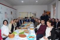 SANAT ESERİ - Başkan Avcı'dan Öğretmenlere Erken Tebrik Ziyareti