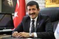 UZUN ÖMÜR - Belediye Başkanı Mehmet Ekinci'den Öğretmenler Günü Mesajı