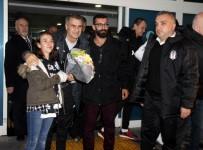 ERKILET - Beşiktaş Kafilesi Kayseri'ye Geldi