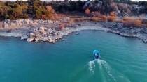 BALIK AVI - Beyşehir Gölü'nde Drone Destekli Kaçak Avcı Operasyonu