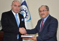 SAVUNMA SANAYİ - BMC Genel Müdürü Osman Dur'dan ETSO'ya Ziyaret