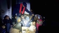 BITEZ - Bodrum'da 20 Düzensiz Göçmen Yakalandı