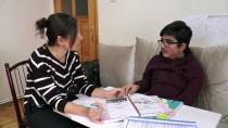 EVDE EĞİTİM - Cam Kemik Hastasına 'Yürekten' Dokunuş