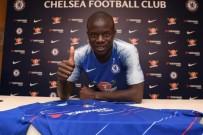 CHELSEA - Chelsea, Kante'nin Sözleşmesini Uzattı