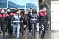Cinayet Zanlısı 15 Saat Sonra Dağlık Arazide Yakalandı