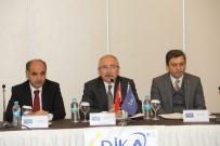 ŞIRNAK VALİSİ - DİKA Kasım Ayı Toplantısı Mardin'de Yapıldı