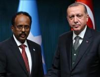 VAHDETTIN - Erdoğan ile Fermacu görüşmesi başladı