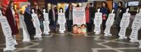 KADINA KARŞI ŞİDDET - Erzurum Barosu'ndan Kadına Yönelik Şiddete Karşı Açıklama