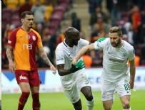 YILDIRIM DEMİRÖREN - Galatasaray Konyaspor ile yenişemedi!